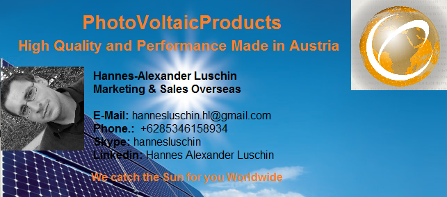 PhotoVoltaicproducts