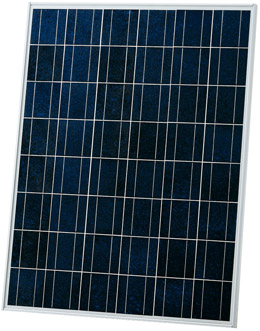 Nd 162e1f 162 Watt Solar Panel From Sharp