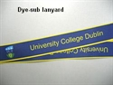 Picture of Dye-sub lanyard