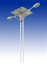 Picture of PHP-YDD35 Solar Street Light (70W Double LED Lamp 8M Pole)