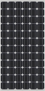 Picture of ENP Sonne High Quality 180Watt 24V Monocrystalline Panel in Pallet