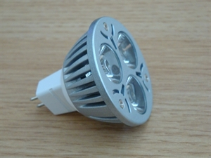 Picture of High Power CREE LED Spotlight MR16 3x1 Watt